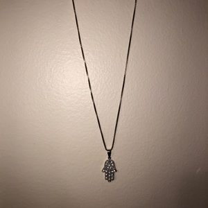 Jewelry - 14 inch sterling silver necklace